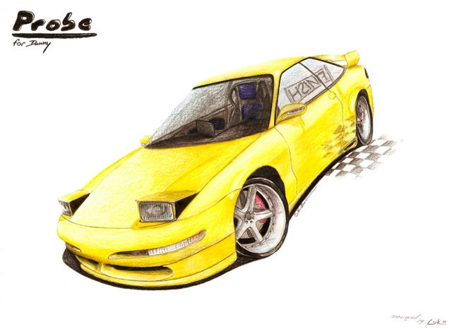 Машинки нарисованные карандашом